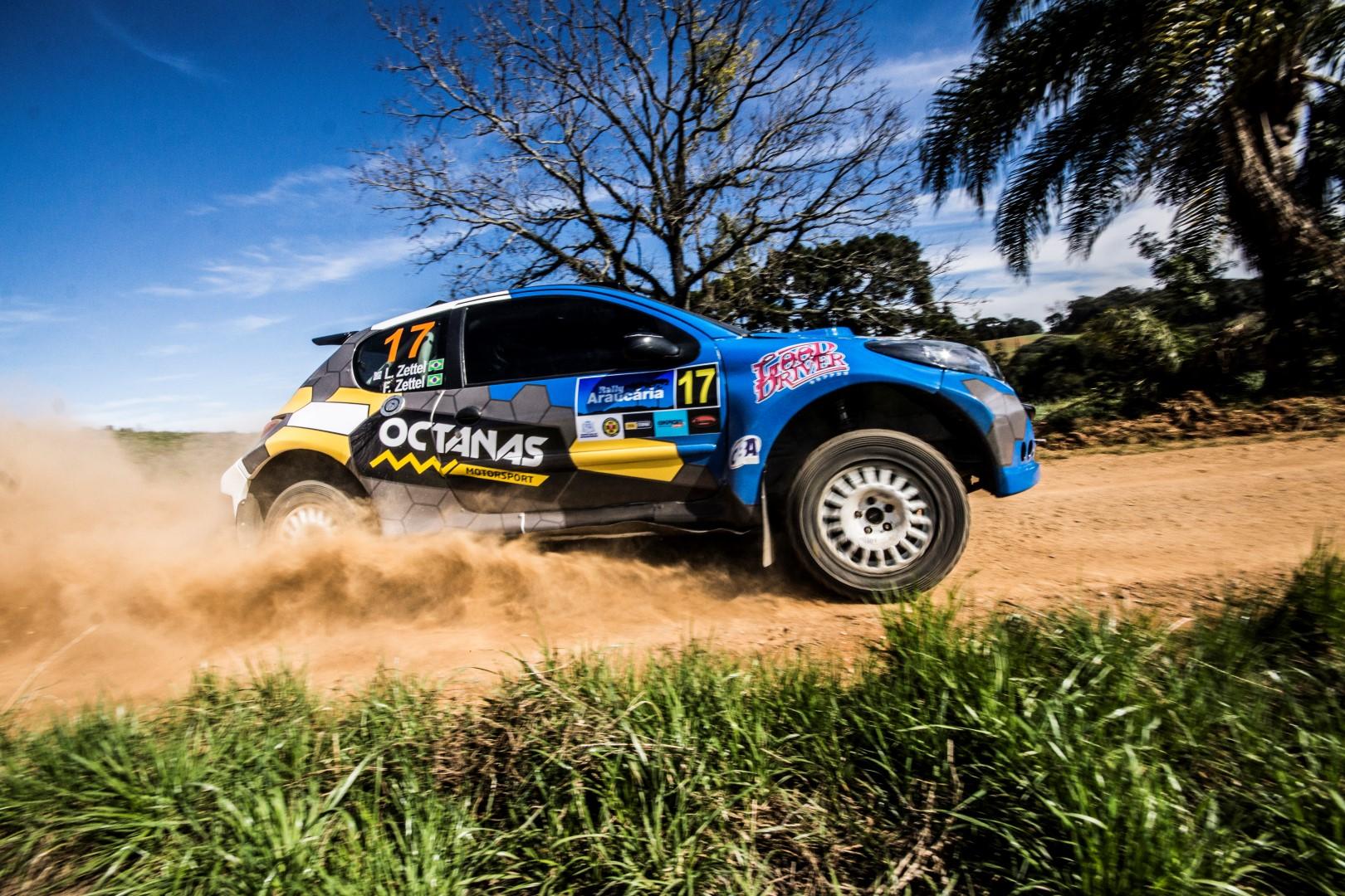You are currently viewing Segunda etapa do Brasileiro de Rally será em Estação / RS