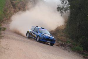 Ausente da 2ª etapa, Zettel perde posição no Brasileiro de Rally