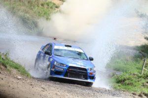 Velocidade e disputas eletrizantes marcam o Rally Rio Negrinho 2021